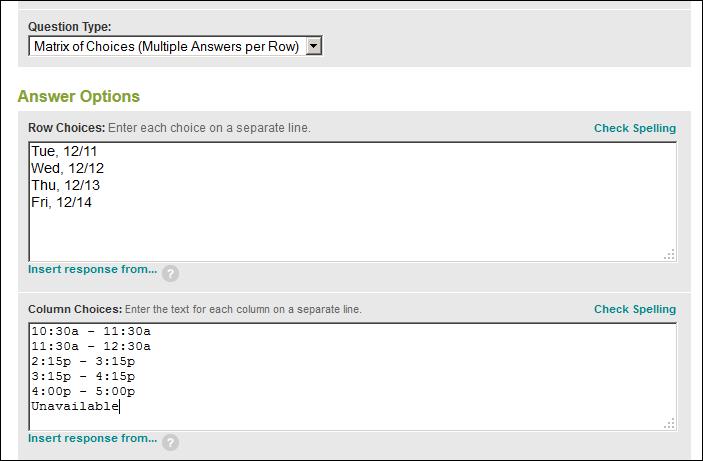 Use SurveyMonkey to Schedule Meetings - nSiteful Web Builders
