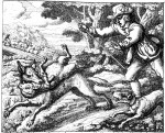 image of Boy Who Cried Wolf as analogy for underlining for emphasis