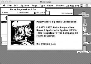 Aldus PageMaker