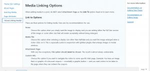 custom contextual help content screen