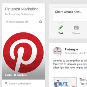 14 days exploring Pinterest, Day #3