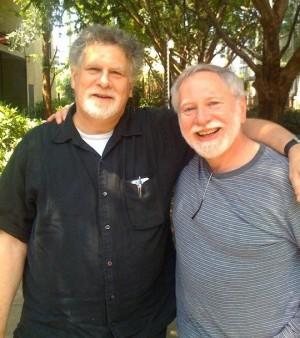 Jeff and Steve, July 3, 2010