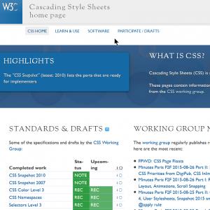 CSS Descendant Selectors